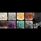 Pépites d'Argent - Bio selyem szemhéjpor ezüst-fehér