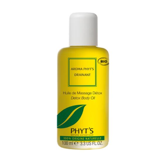 Aroma Phyt's Tonifiant - Ödémacsökkentő és méregtelenítő testolaj