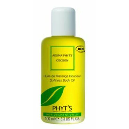 Aroma Phyt's Cocoon - Selyemgubó relaxáló testápoló és masszázsolaj