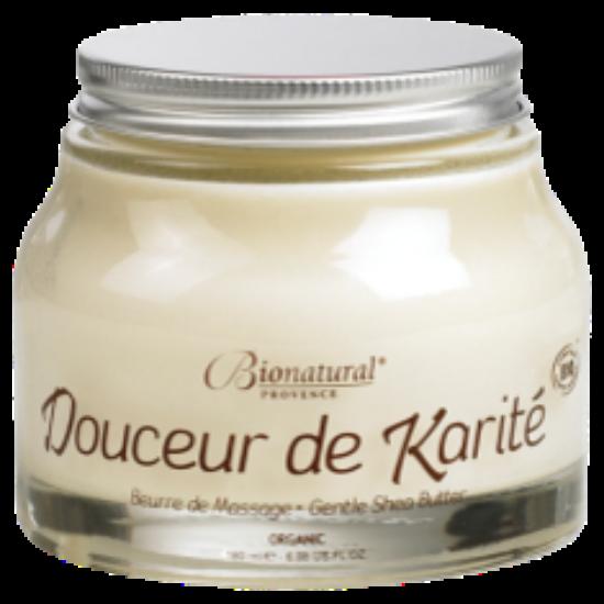 Bionatural Douceur de Karité - Sheavajas, kókuszolajos testvaj