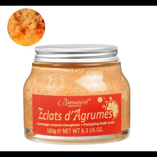 Bionatural Eclats d'Agrumes - Bio energizáló testradír