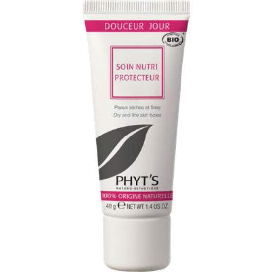 Soin Nutri Protecteur - Ráncmegelőző krém száraz, vízhiányos bőrre