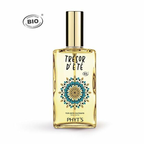 Trésor D' Été - Tápláló száraz olaj testre-hajra