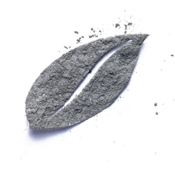 Gris Cométe - Bio selyem szemhéjpor középszürke