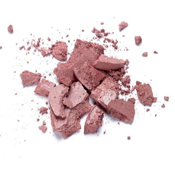 bio szemhéjfesték pasztel rózsaszínű