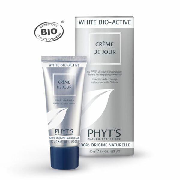 WBA Créme de Jour - Bio pigmentfolt halványító nappali krém